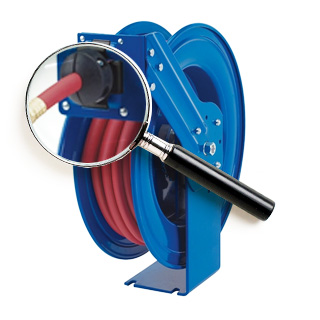search hose reels