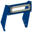 15353 - Top Roller Assembly for 1125 & 1275