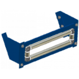 15370 - Bottom Roller Assembly for 1195