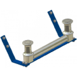 "15364- Bottom 3 Way Roller Assembly for 1185 (28"") Series"