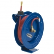 P-LPL-125-AL-BGX Spring Retractable for 8m of 6mm for Air or Water hose