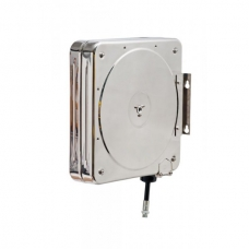 ME-074-5504-310 Water Hose Reel Stainless Steel CFX-500 For 10 mm ID 10m