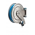 ME-070-2205-410 Water Hose Reel Stainless Steel FX-400 For 12 mm ID 10m