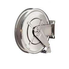 ME-070-2309-400 Hose Reel Stainless Steel FX-460 A-W-ADB For 12 mm ID Without Hose