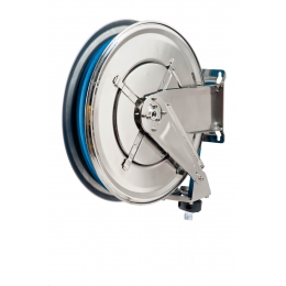ME-070-2309-415 Hose Reel Stainless Steel FX460 A-W-ADB EPDM For 12 mm ID 15m