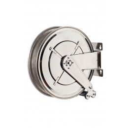 ME-070-2408-600 Diesel Hose Reel Stainless Steel FX-550 For 25 mm ID Without Hose
