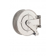 ME-070-2502-400 Air & Water Hose Reel Stainless Steel FX-555 For 12mm ID Without Hose