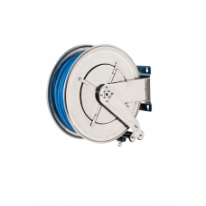 ME-070-2508-520 Diesel Hose Reel Stainless Steel FX-555 For 19 mm ID 20m