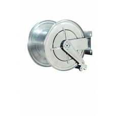 ME-070-2605-400 Water Hose Reel Stainless Steel FX-560 For 12mm ID Without Hose