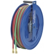 SR17WL-150-BGX Spring Retractable for 15m of 6mm for Oxy/Acetylene hose