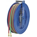 SL19WT-340-BGX Spring Retractable for 23m of 10mm for Oxy/Acetylene hose