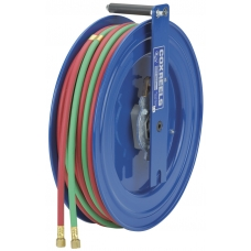 SL17WL-150-BGX Spring Retractable for 15m of 6mm for Oxy/Acetylene hose