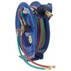 EZ-P-WT-125-BGX Spring Rewind for 8m of 6mm for Oxy/Acetylene hose