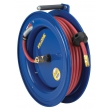 EZ-SR13L-L125-BGX Spring Rewind for 8m of 6mm for Air or Water hose