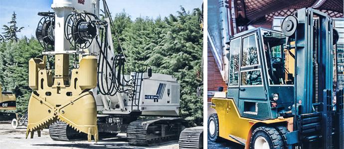 Forklift Reels