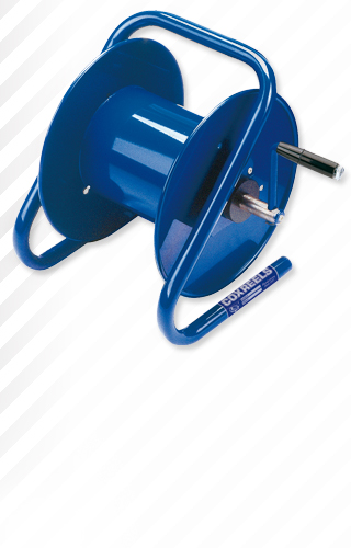 C Series - compact portable hose reel