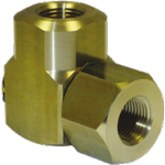 brass swivel